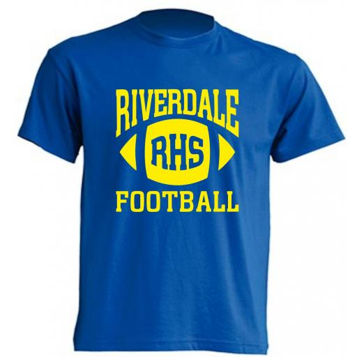 Camiseta Riverdale Football