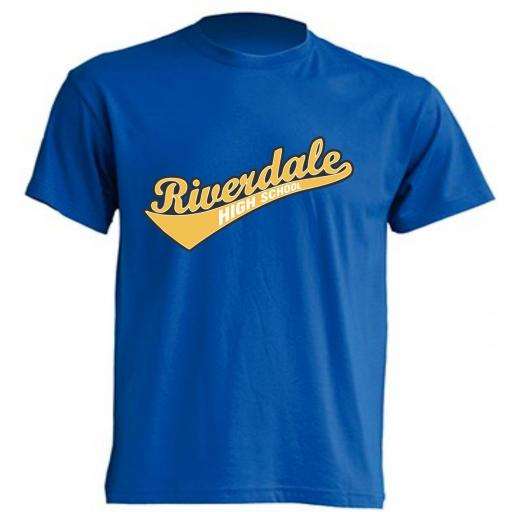 Camiseta Riverdale High School [0]