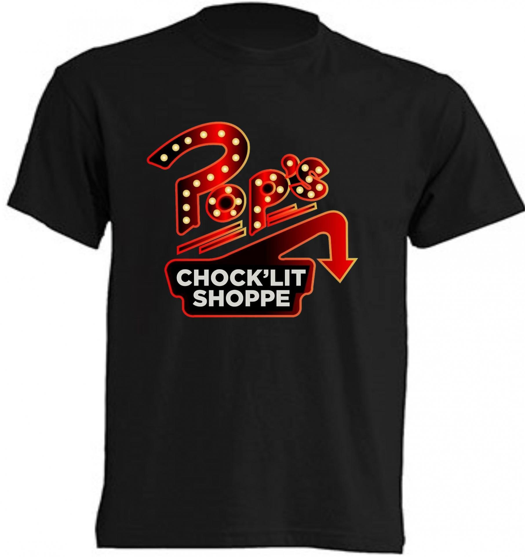 Camiseta Riverdale Pop's