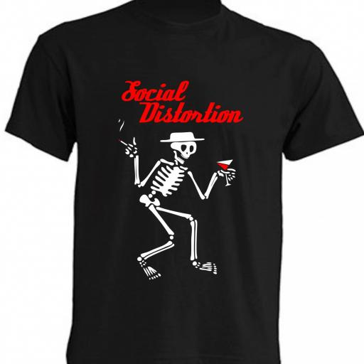 CAMISETA SOCIAL DISTORTION [0]
