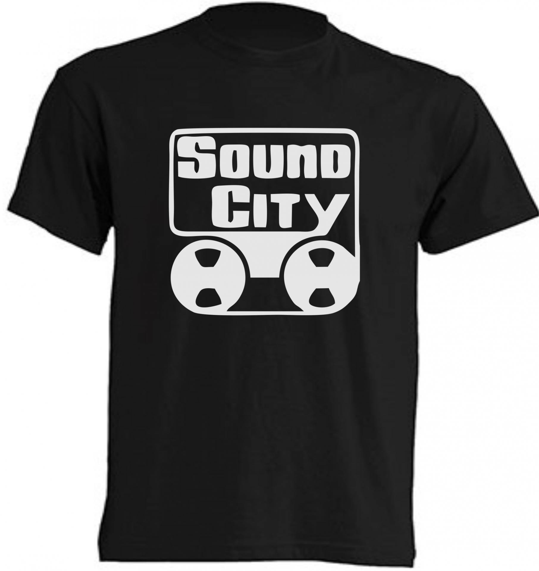 CAMISETA SOUND CITY