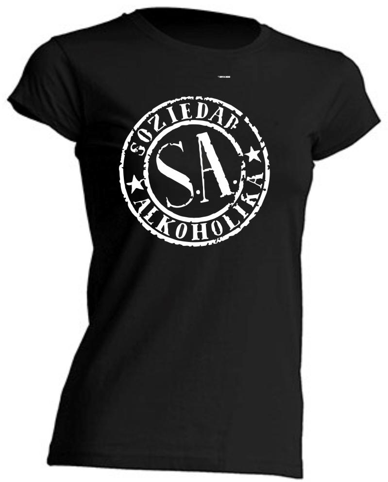 Camiseta de Chica Soziedad Alkoholika