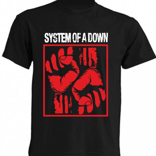 CAMISETA SYSTEM OF A DOWN [0]