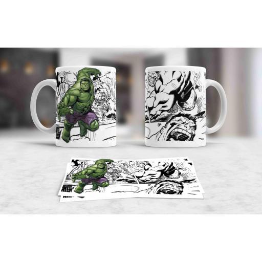 Taza Hulk (136)
