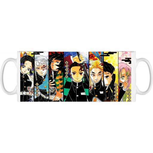 Taza Demon Slayer  (154)