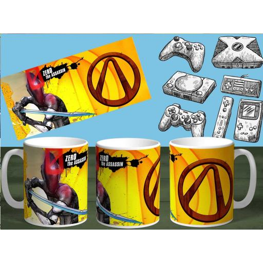 Taza Zero the Assassin  (159)