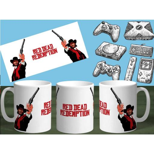 Taza Red Dead Redemption (171)