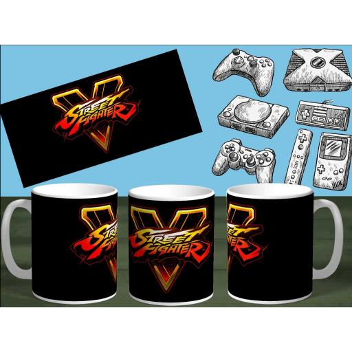 Taza Street Fighter (172)