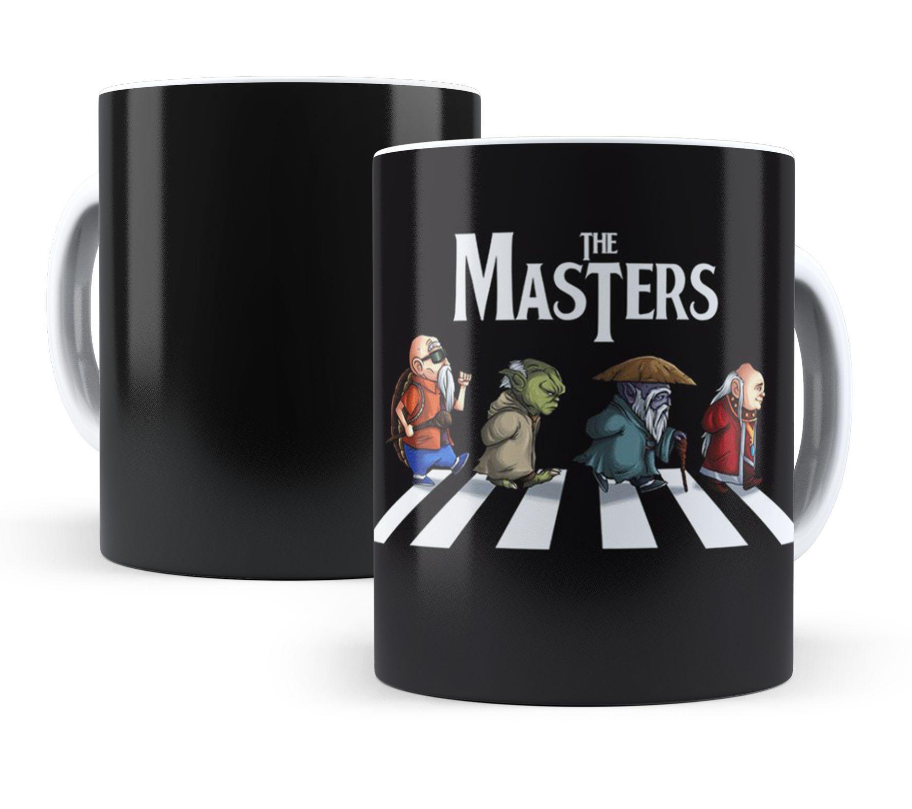 Taza The Masters  (207)