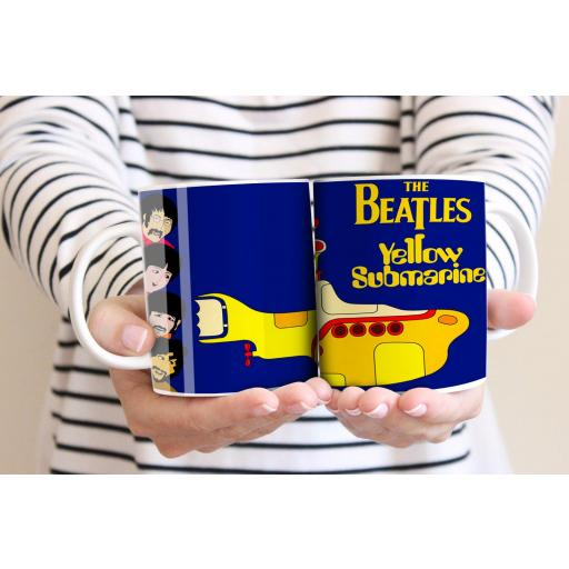 Taza The Beatles  (209)