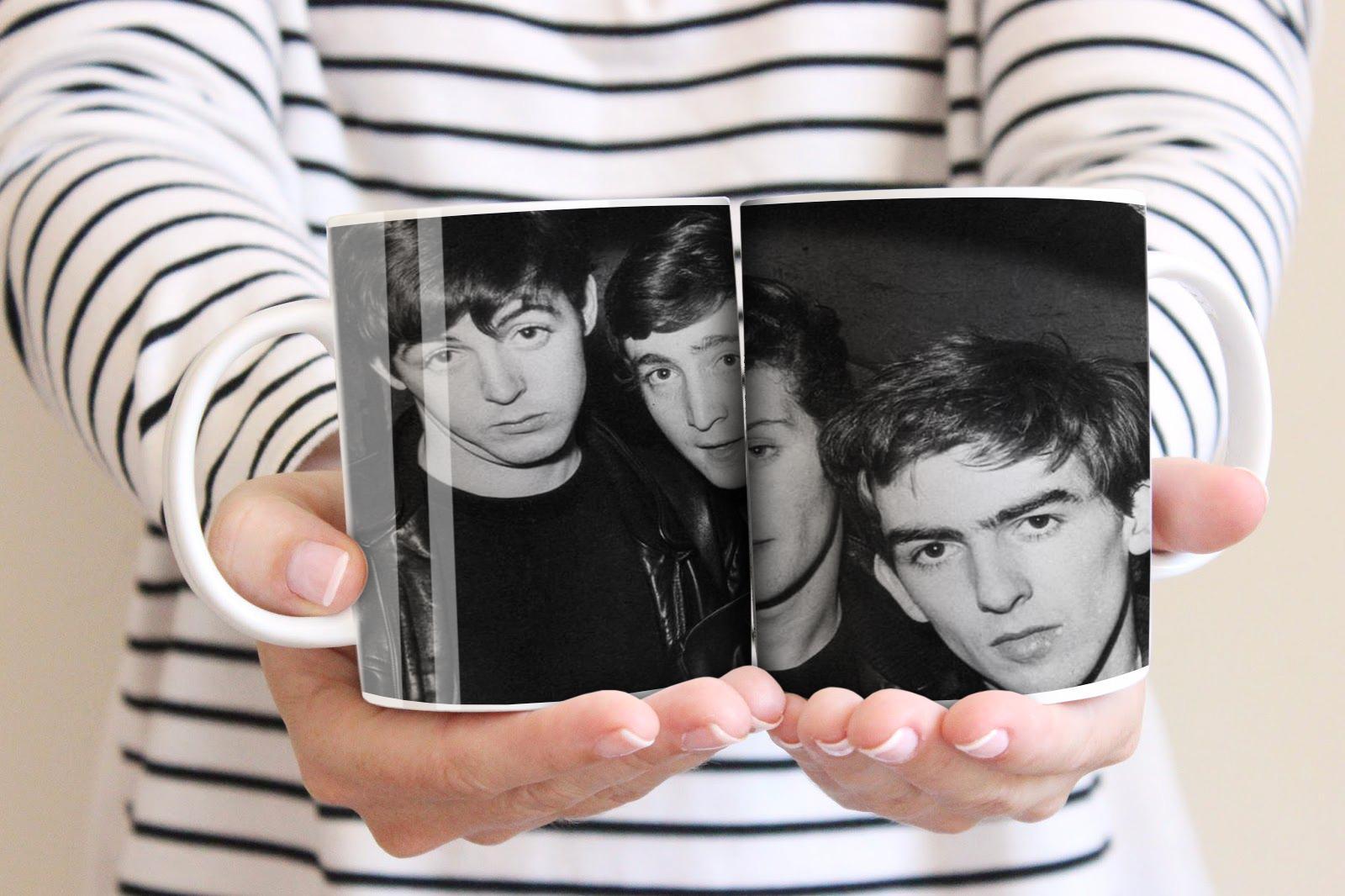 Taza The Beatles  (210)