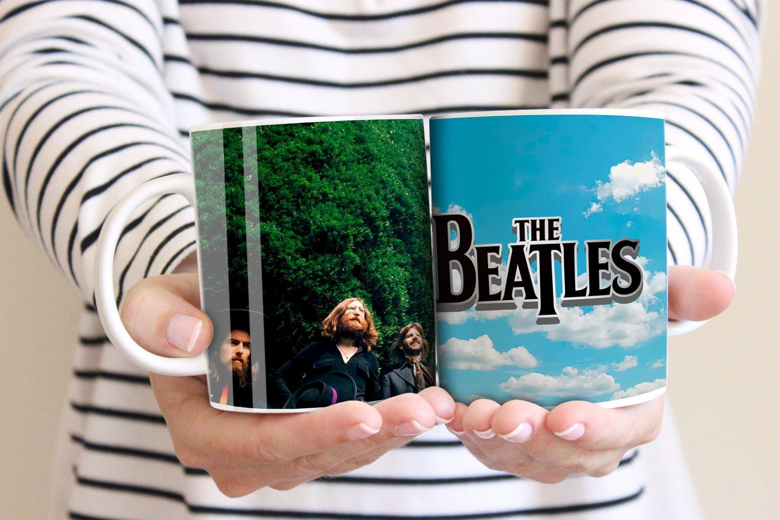Taza The Beatles  (211)