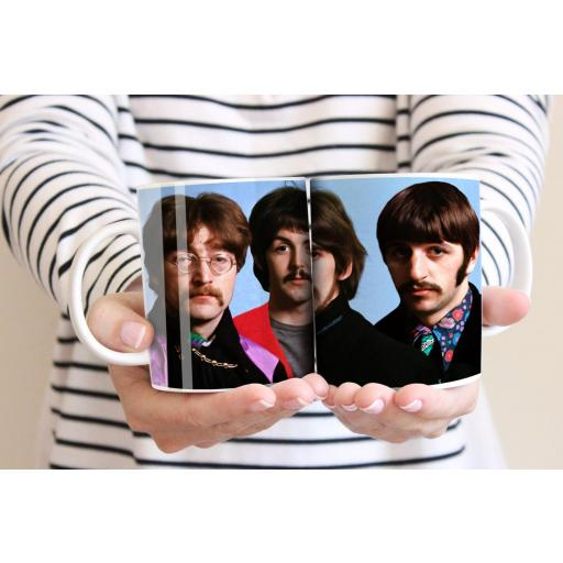 Taza The Beatles  (213)