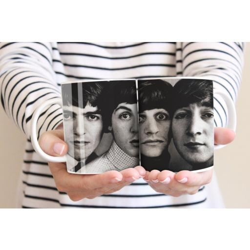 Taza The Beatles  (215)