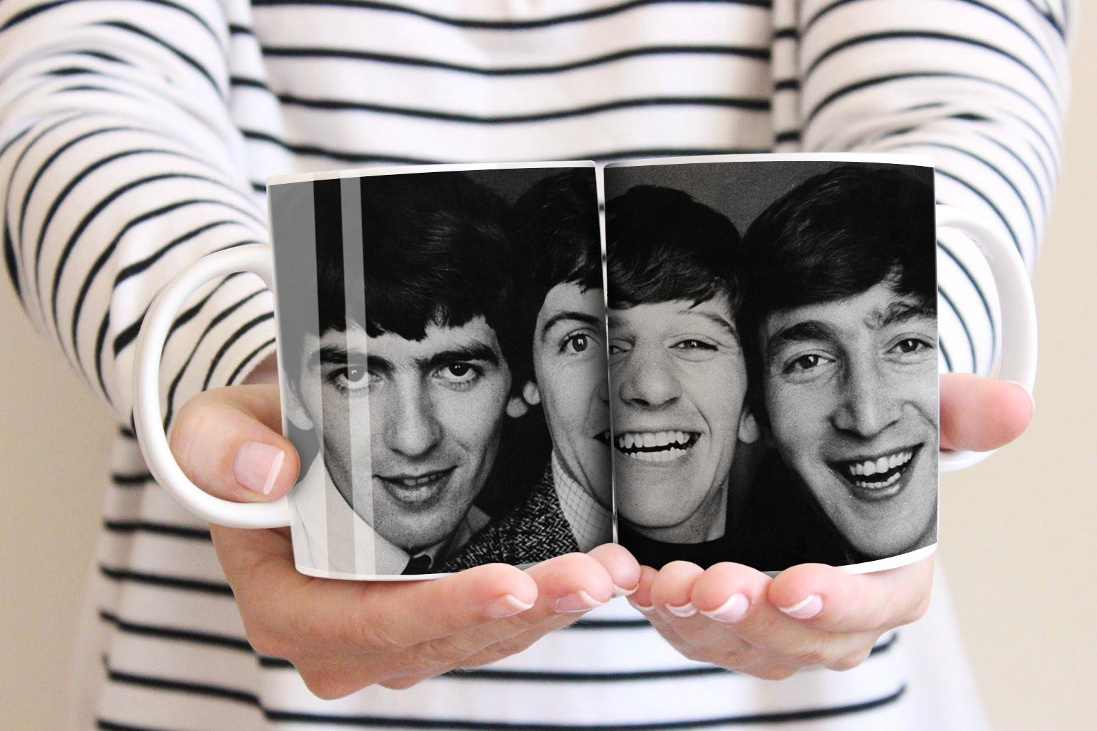 Taza The Beatles  (217)