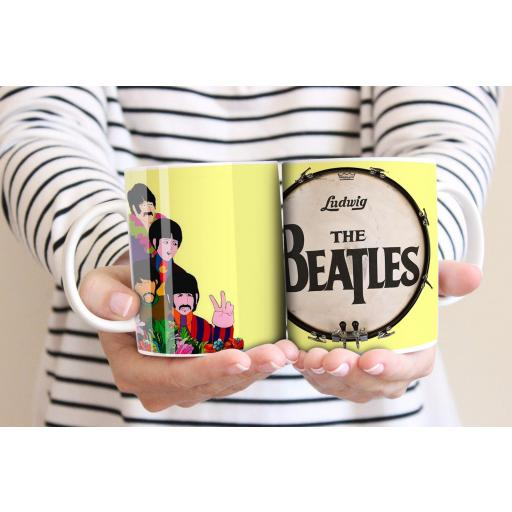 Taza The Beatles  (218)