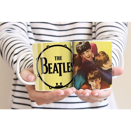 Taza The Beatles  (219)
