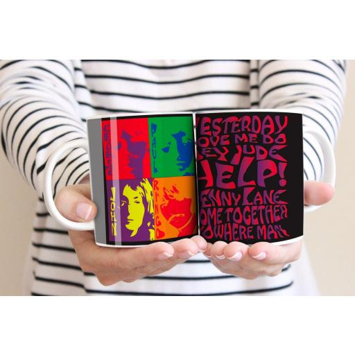 Taza The Beatles  (220)