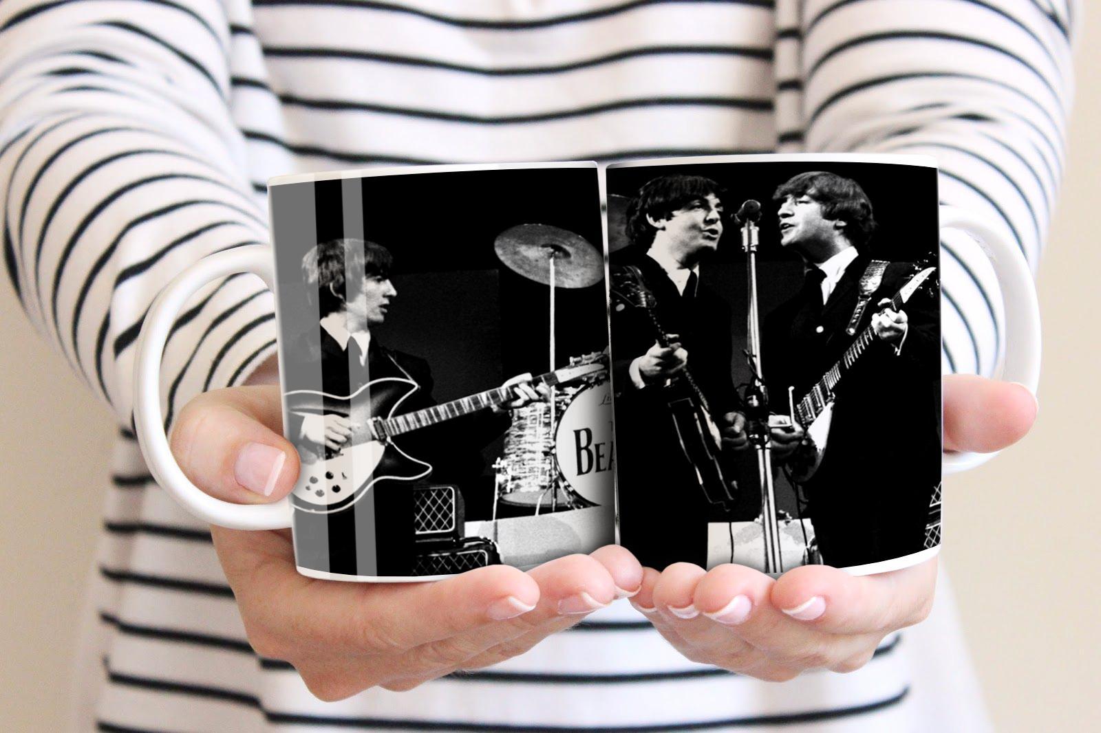 Taza The Beatles  (222)