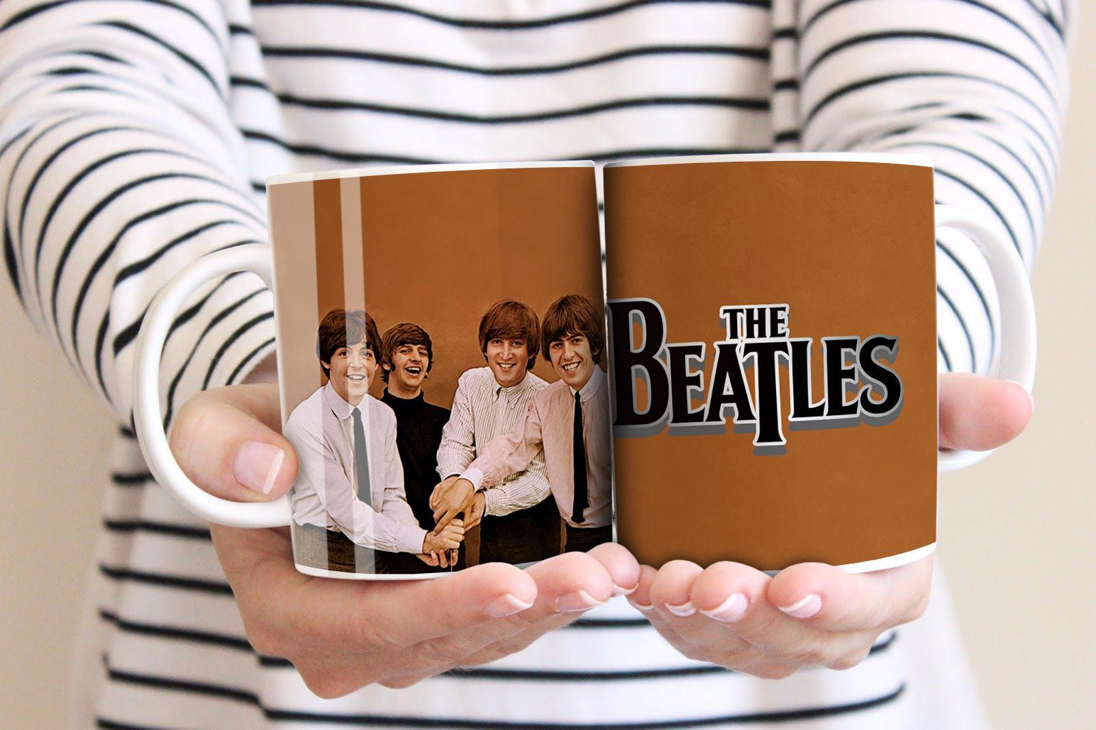Taza The Beatles  (225)