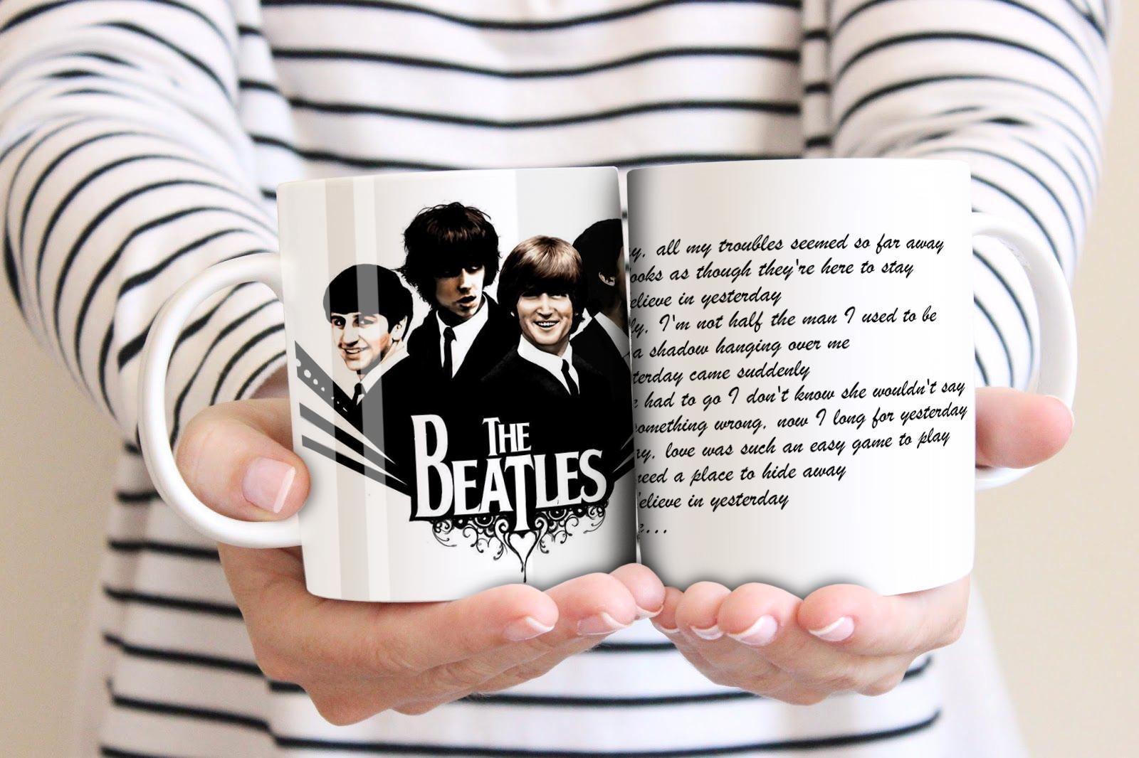 Taza The Beatles  (231)