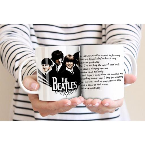 Taza The Beatles  (231)