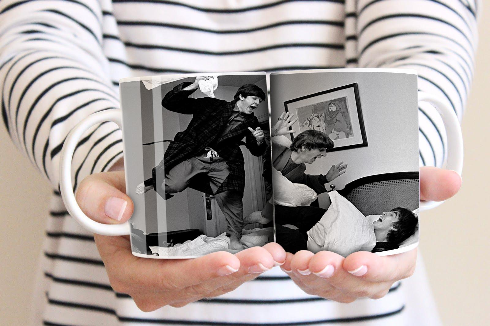 Taza The Beatles  (236)