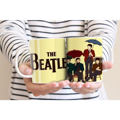 Taza The Beatles  (239)