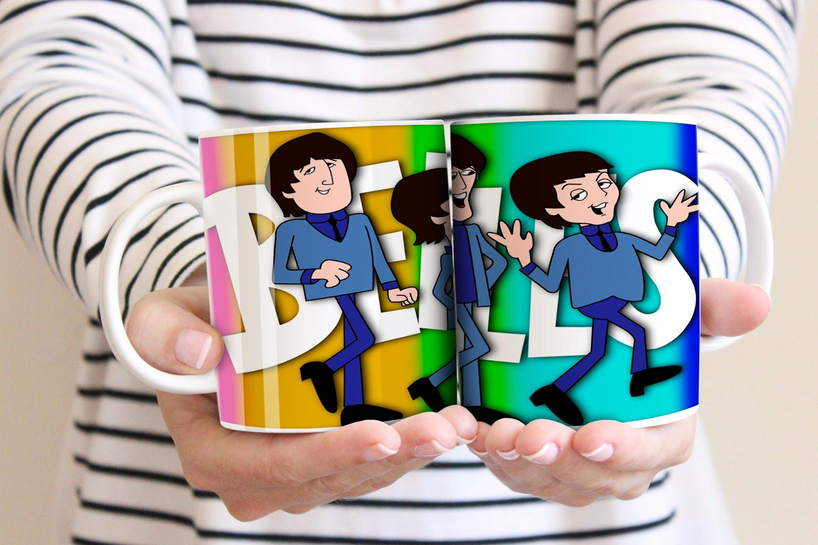 Taza The Beatles  (244)