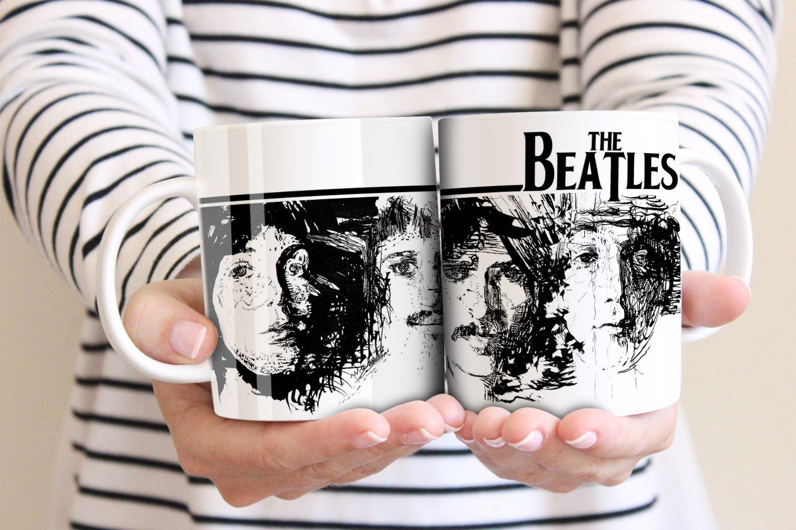 Taza The Beatles  (247)