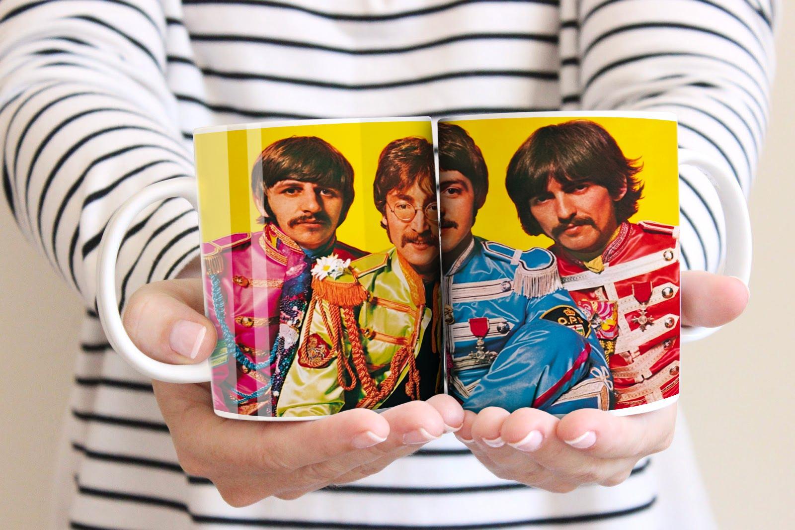 Taza The Beatles  (250)