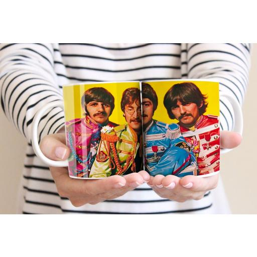 Taza The Beatles  (250)
