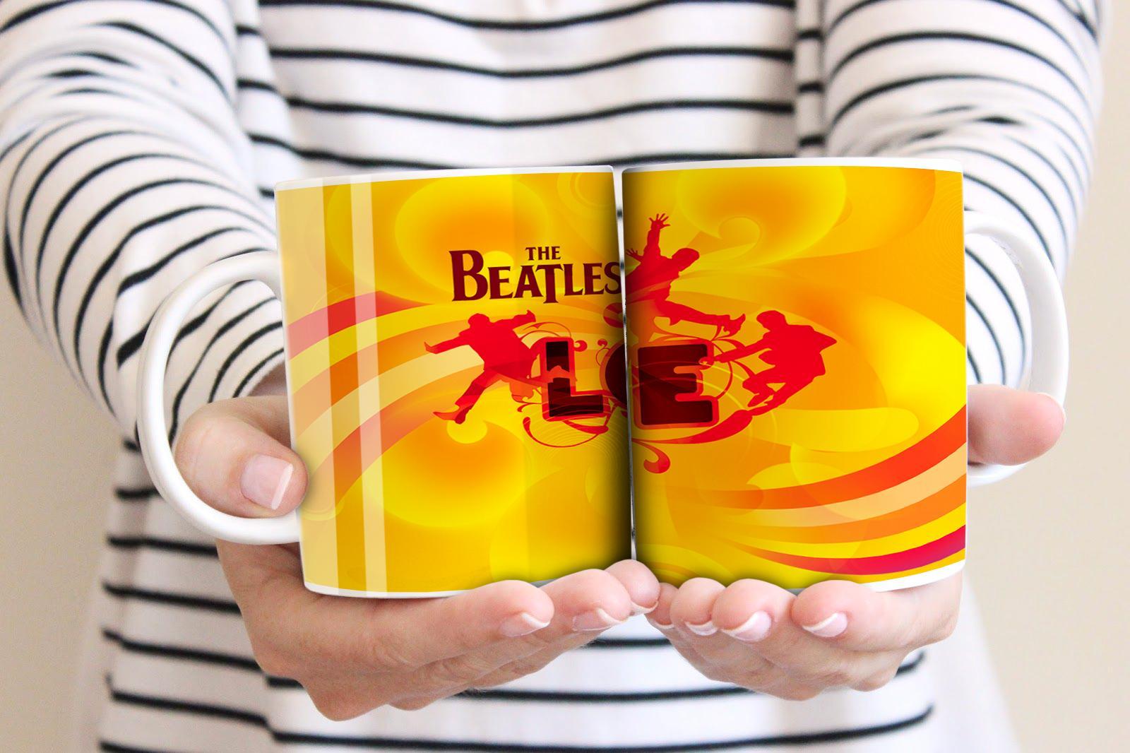 Taza The Beatles  (252)