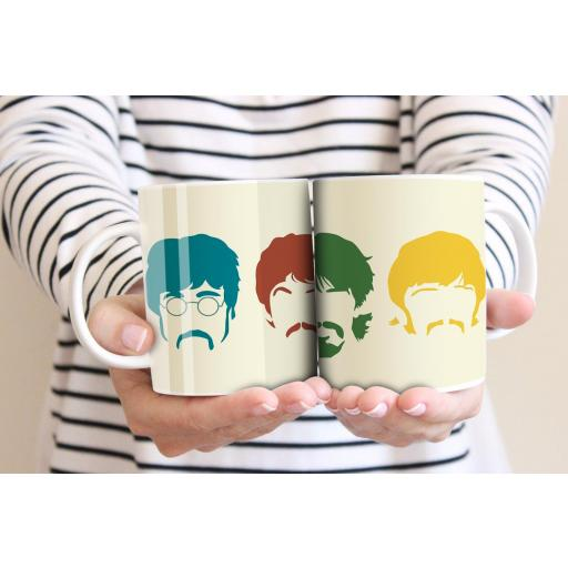 Taza The Beatles  (253)
