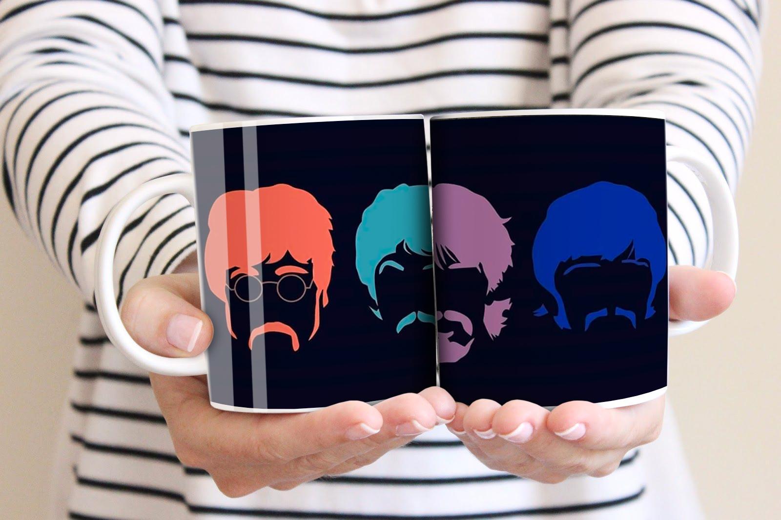 Taza The Beatles  (256)