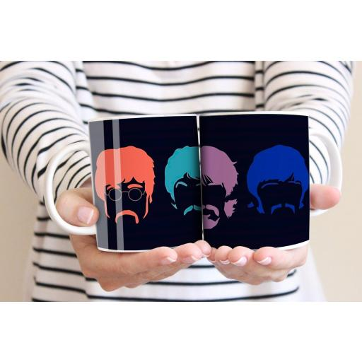 Taza The Beatles  (256)
