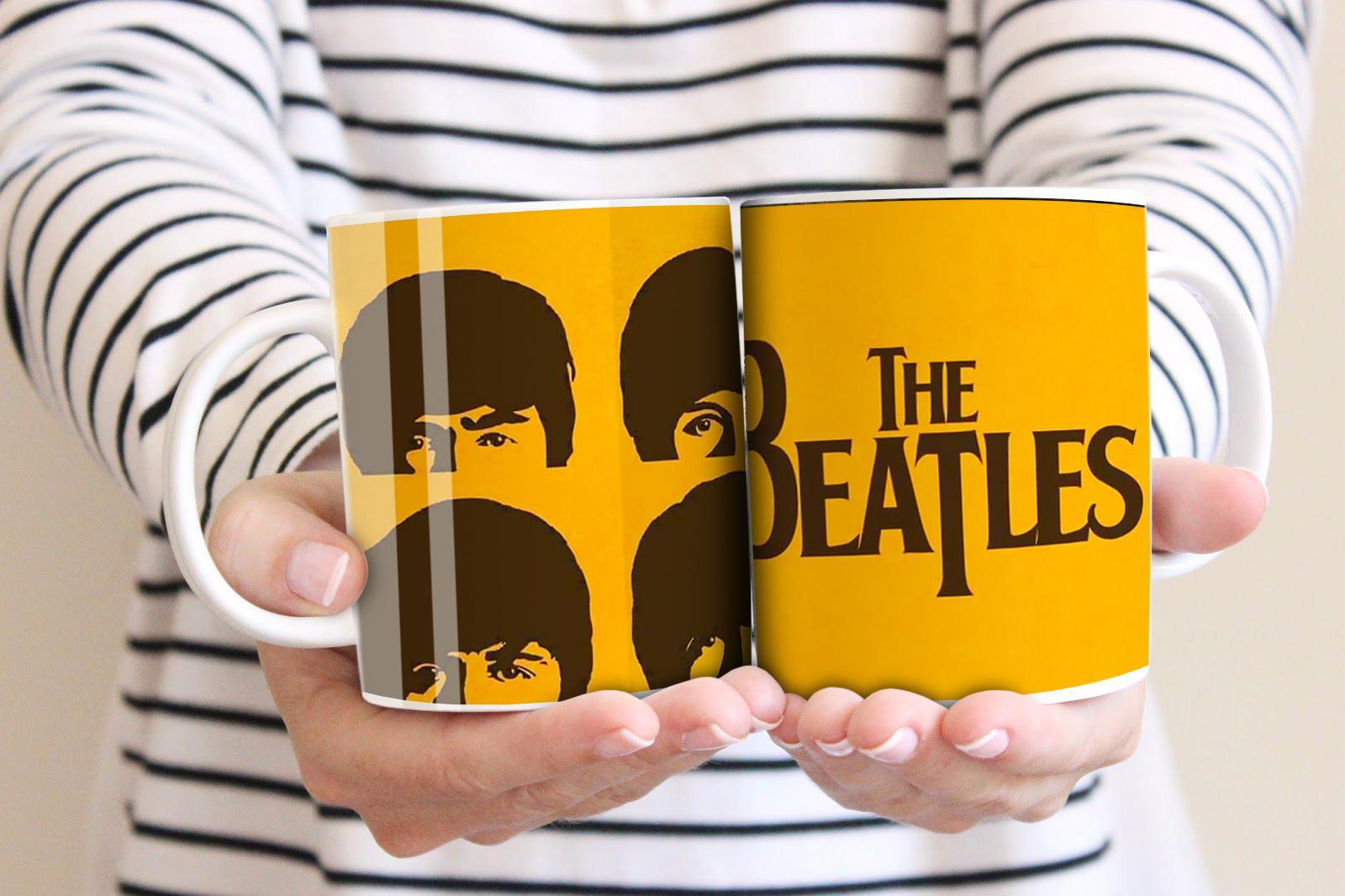 Taza The Beatles  (257)