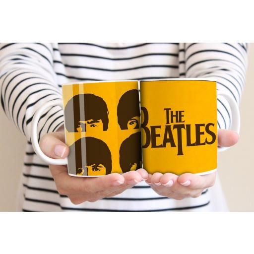 Taza The Beatles  (257)