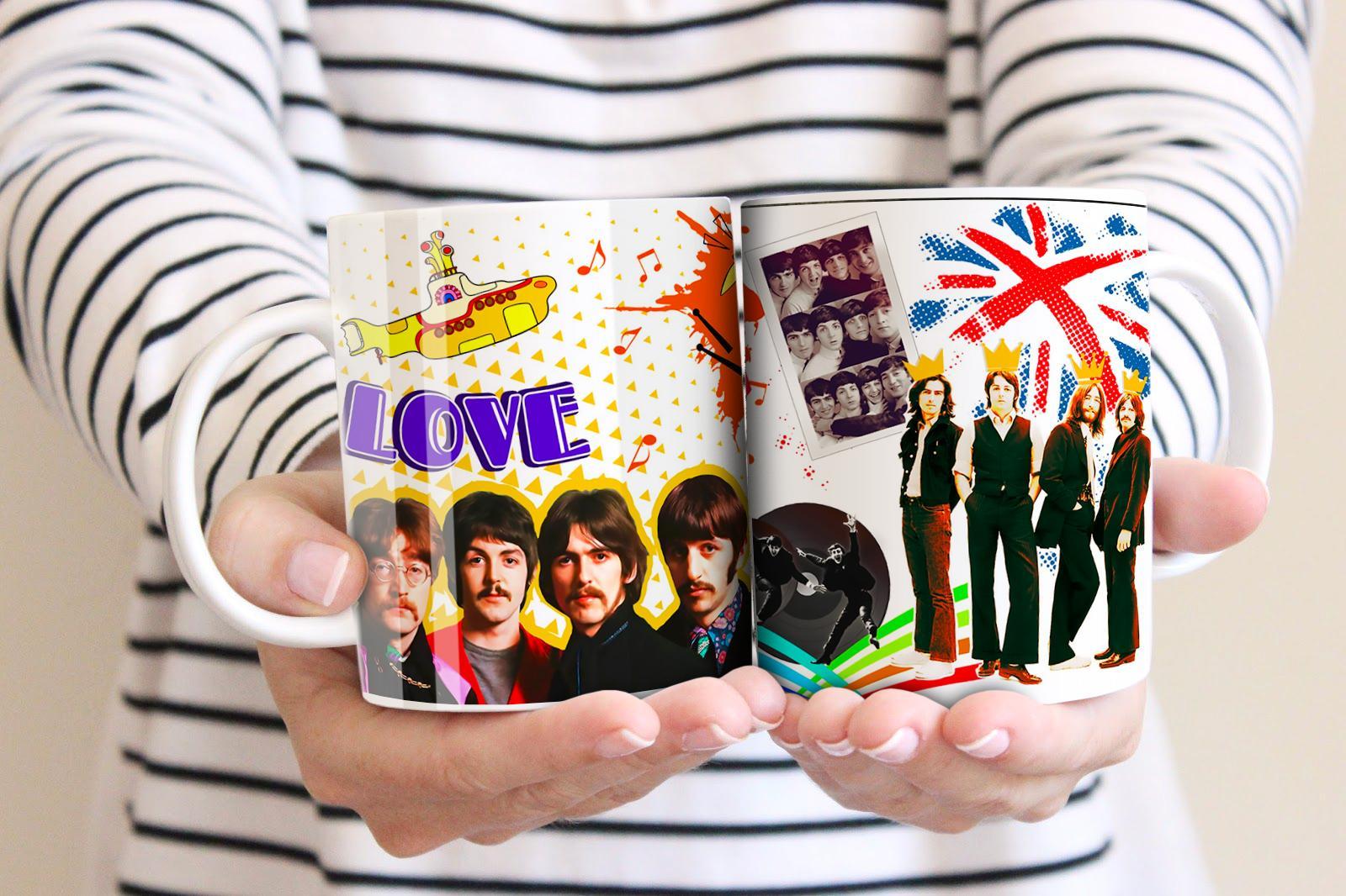 Taza The Beatles  (258)