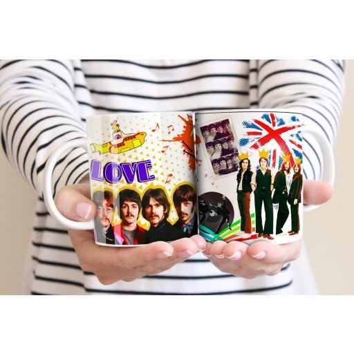 Taza The Beatles  (258) [0]