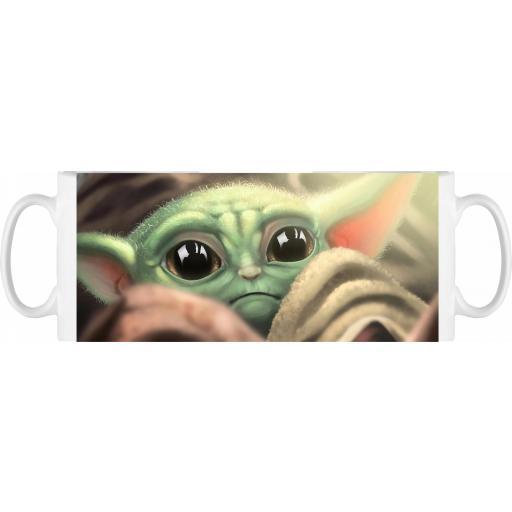 Taza Baby Yoda  (260)