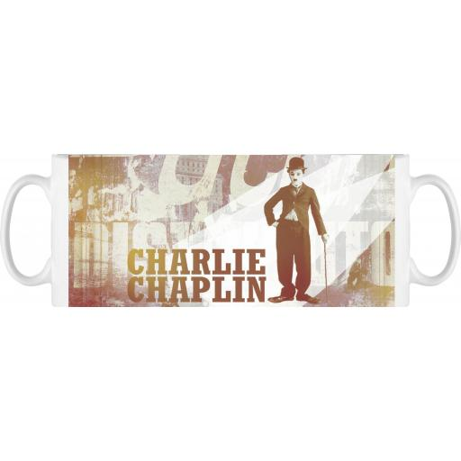 Taza Charlie Chaplin  (274)