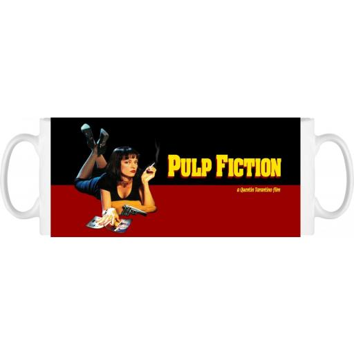 Taza Pulp Fiction  (275)