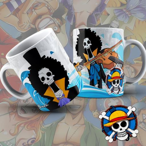 Taza One Piece (304)