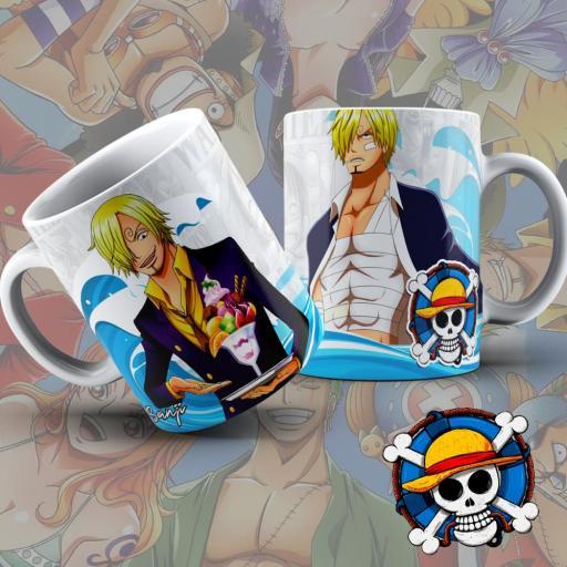 Taza One Piece (310)