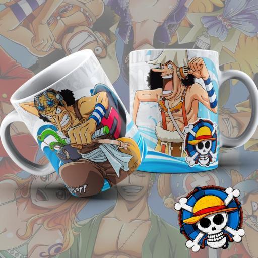 Taza One Piece (311)
