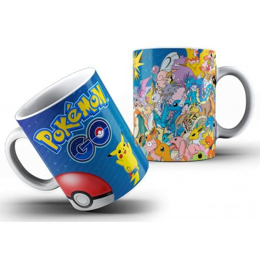 Taza Pokemon (313)