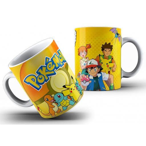 Taza Pokemon (314)