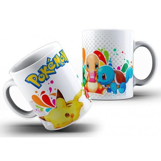 Taza Pokemon (320)