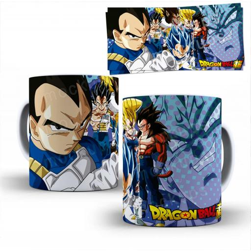 Taza Dragon Ball  (329)